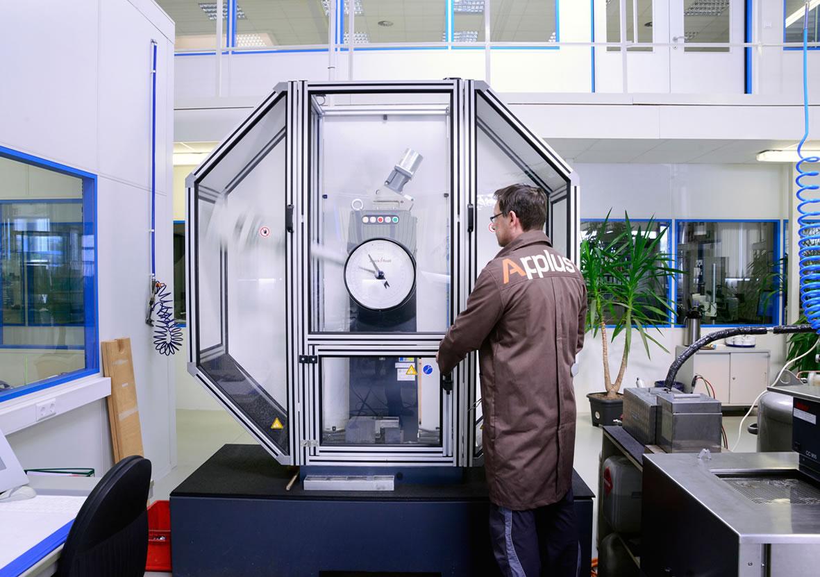 Destructive Materials Testing on Composite Materials