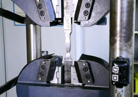 Zerstörende Werkstoffprüfungen an metallischen Werkstoffen